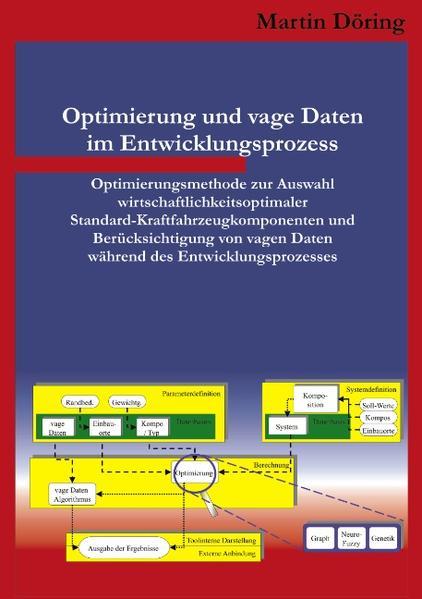 Optimierung und vage Daten im Entwicklungsprozess als Buch