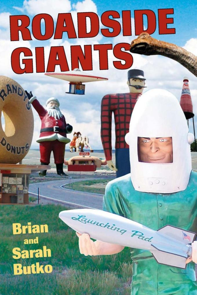 Roadside Giants als eBook Download von Brian Bu...