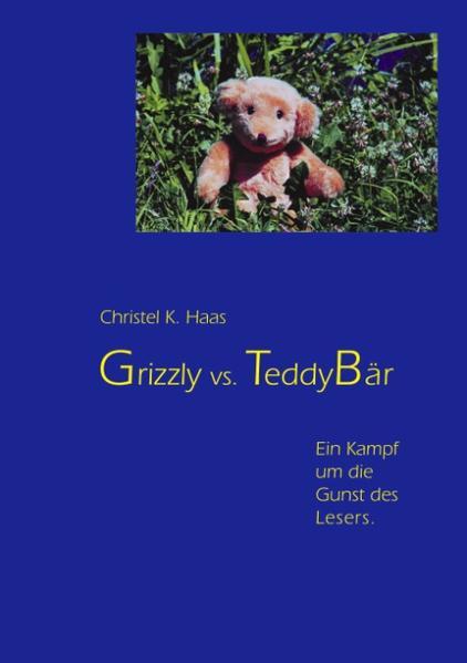 Grizzly vs. Teddybär als Buch