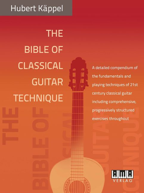 The Bible of Classical Guitar Technique als Buc...