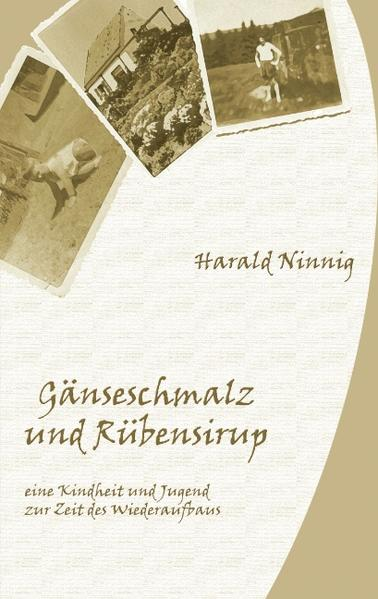 Gänseschmalz und Rübensirup als Buch