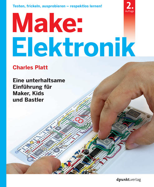 Make: Elektronik als Buch