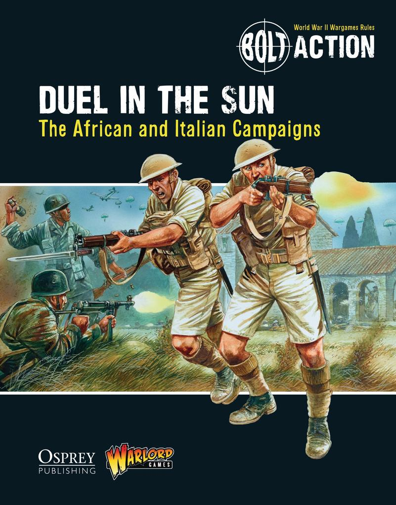 Bolt Action: Duel in the Sun als eBook Download...
