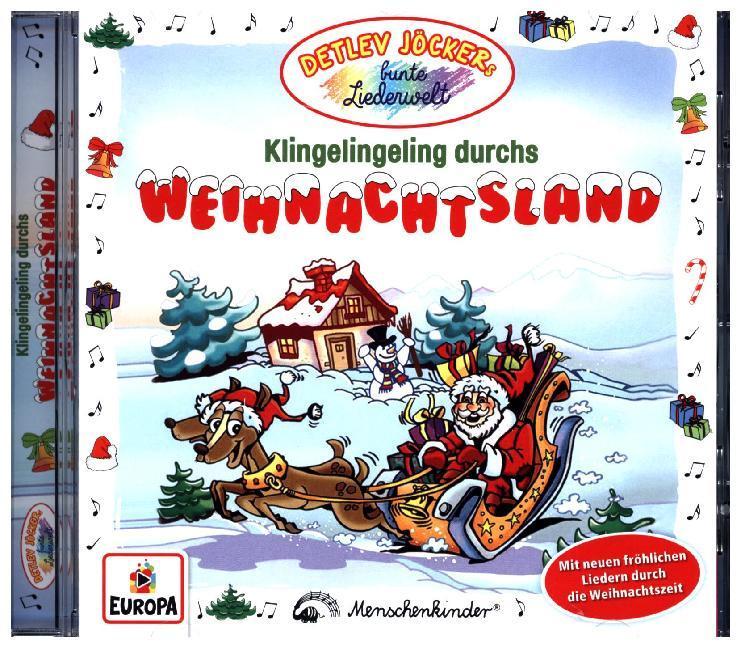 Klingelingeling durchs Weihnachtsland