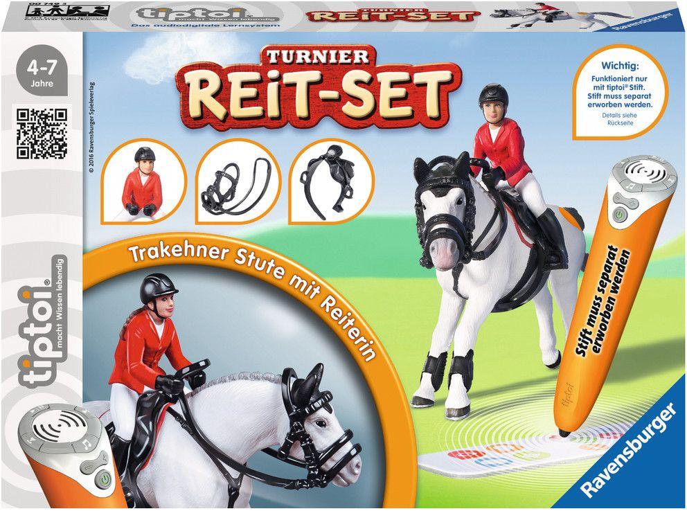 Ravensburger Spiel - tiptoi - Turnier Reit-Set