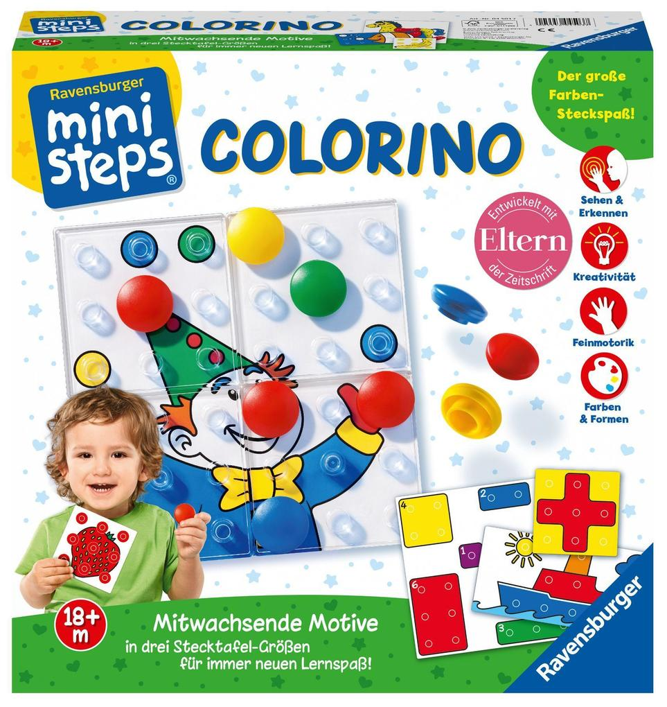 Ravensburger Spiel - ministeps - Colorino