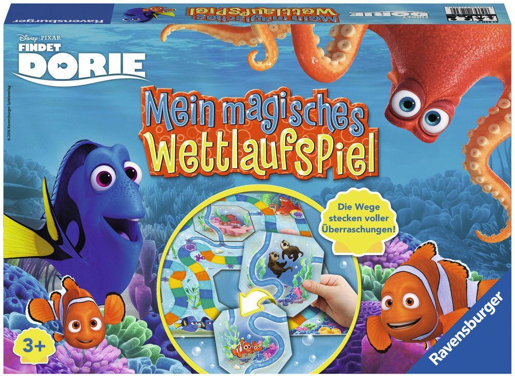 Ravensburger Spiel - Disney/Pixar Finding Dory ...
