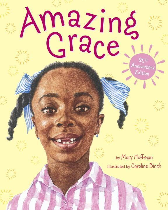 Amazing Grace als Buch