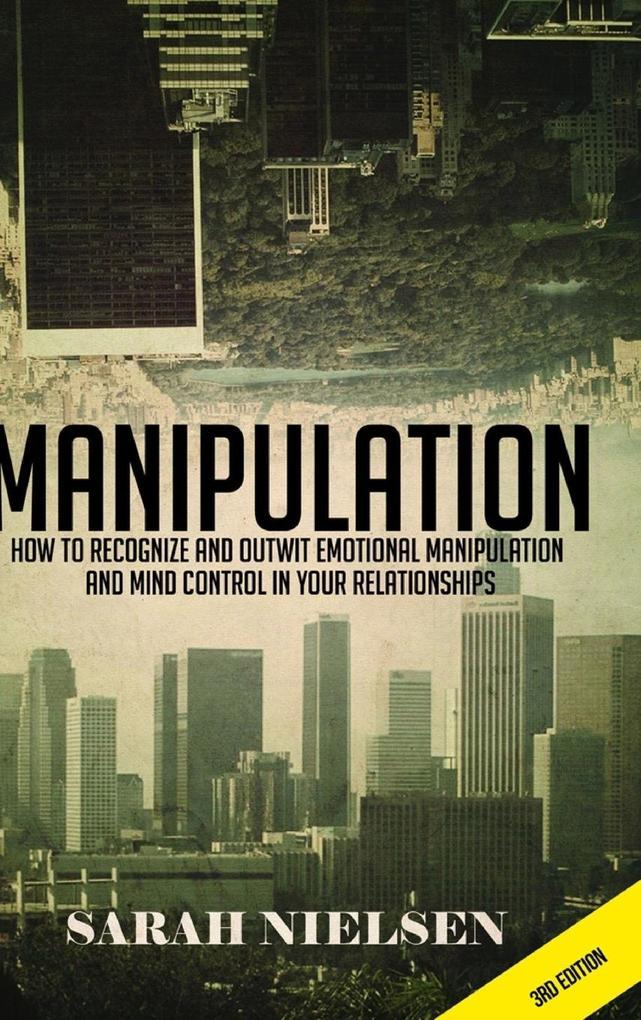 Manipulation als Buch von Sarah Nielsen
