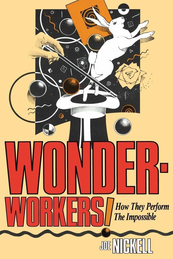 Wonder-Workers! als Taschenbuch