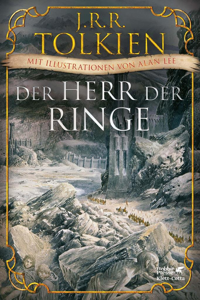Der Herr der Ringe als Buch