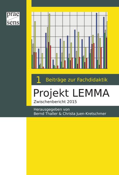 Projekt LEMMA als Buch von