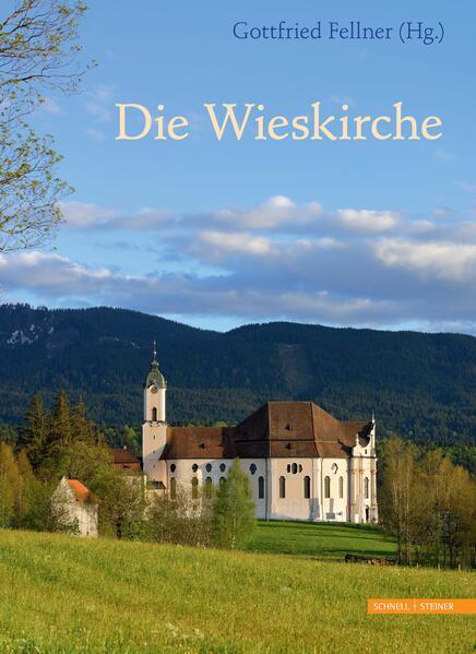 Die Wieskirche als Buch (gebunden)