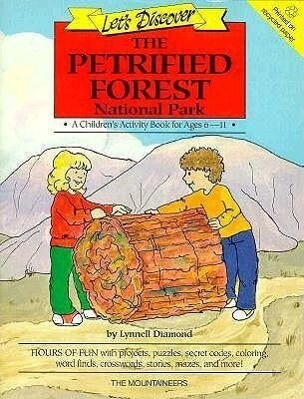 Lets Discover Petrified Forest als Taschenbuch