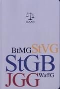 StGB / StVG / JGG / BtMG / WaffG