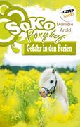 SOKO Ponyhof - Erster Roman: Gefahr in den Ferien