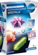 Clementoni - Galileo - Fluoreszierende Kristalle