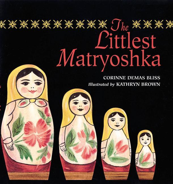 The Littlest Matryoshka als Buch