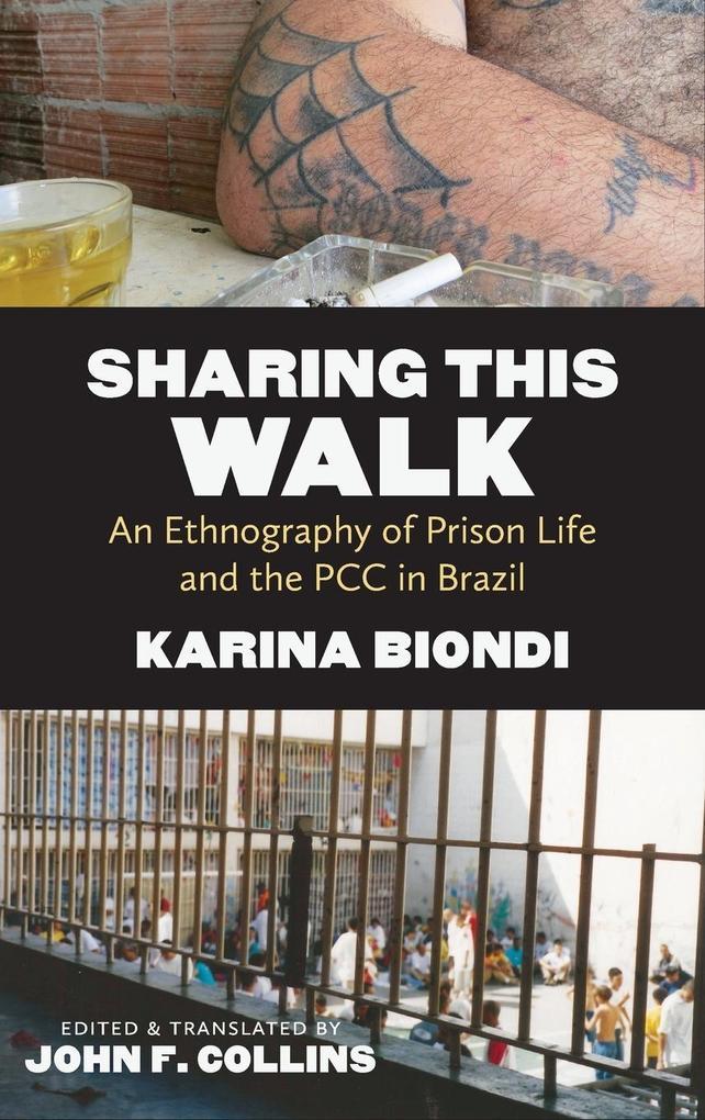 Sharing This Walk als Buch von Karina Biondi