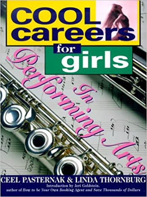 Cool Careers for Girls in Performing Arts als Taschenbuch
