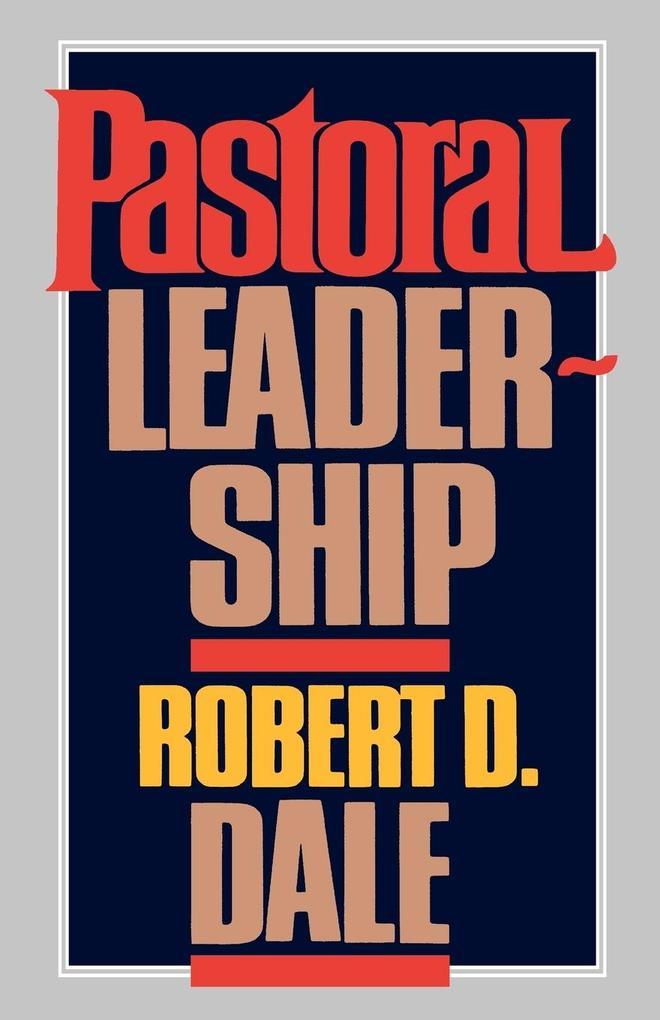Pastoral Leadership als Taschenbuch