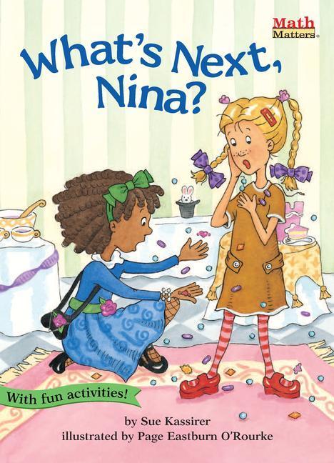 What's Next, Nina? als Taschenbuch