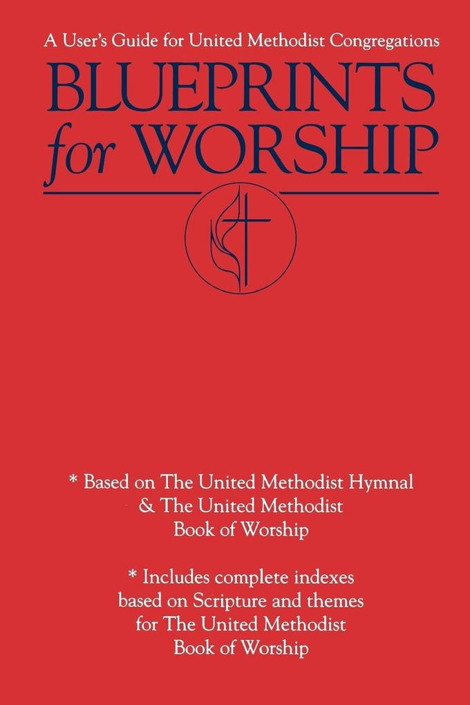 Blueprints for Worship als Taschenbuch