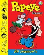 Popeye Classics Volume 8 I Hate Bullies And More