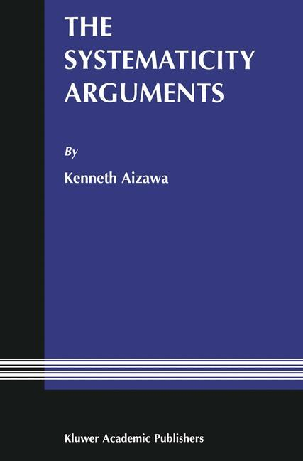 The Systematicity Arguments als Buch