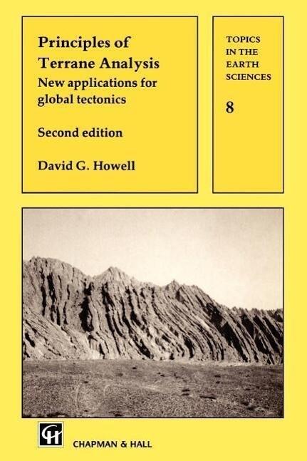 Principles of Terrane Analysis als Buch