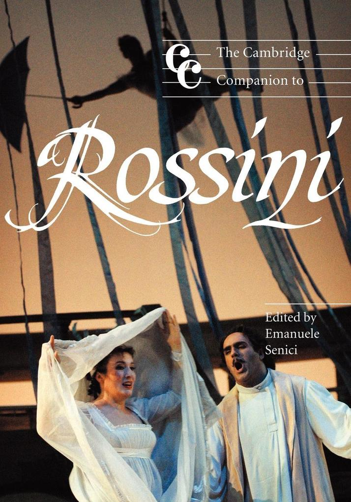 The Cambridge Companion to Rossini als Buch