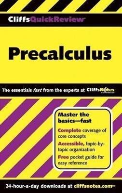 Precalculus als Buch