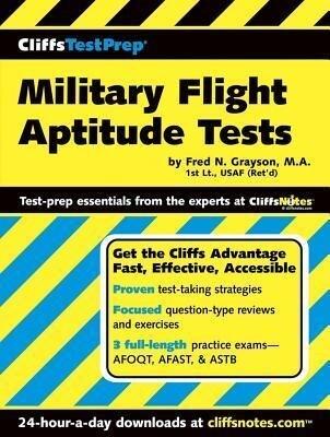 Cliffstestprep Military Flight Aptitude Tests als Taschenbuch