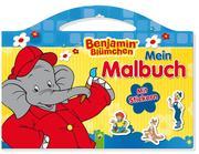 Benjamin Blümchen - Mein Malbuch