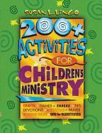 200+ Activities for Children's Ministry als Buch