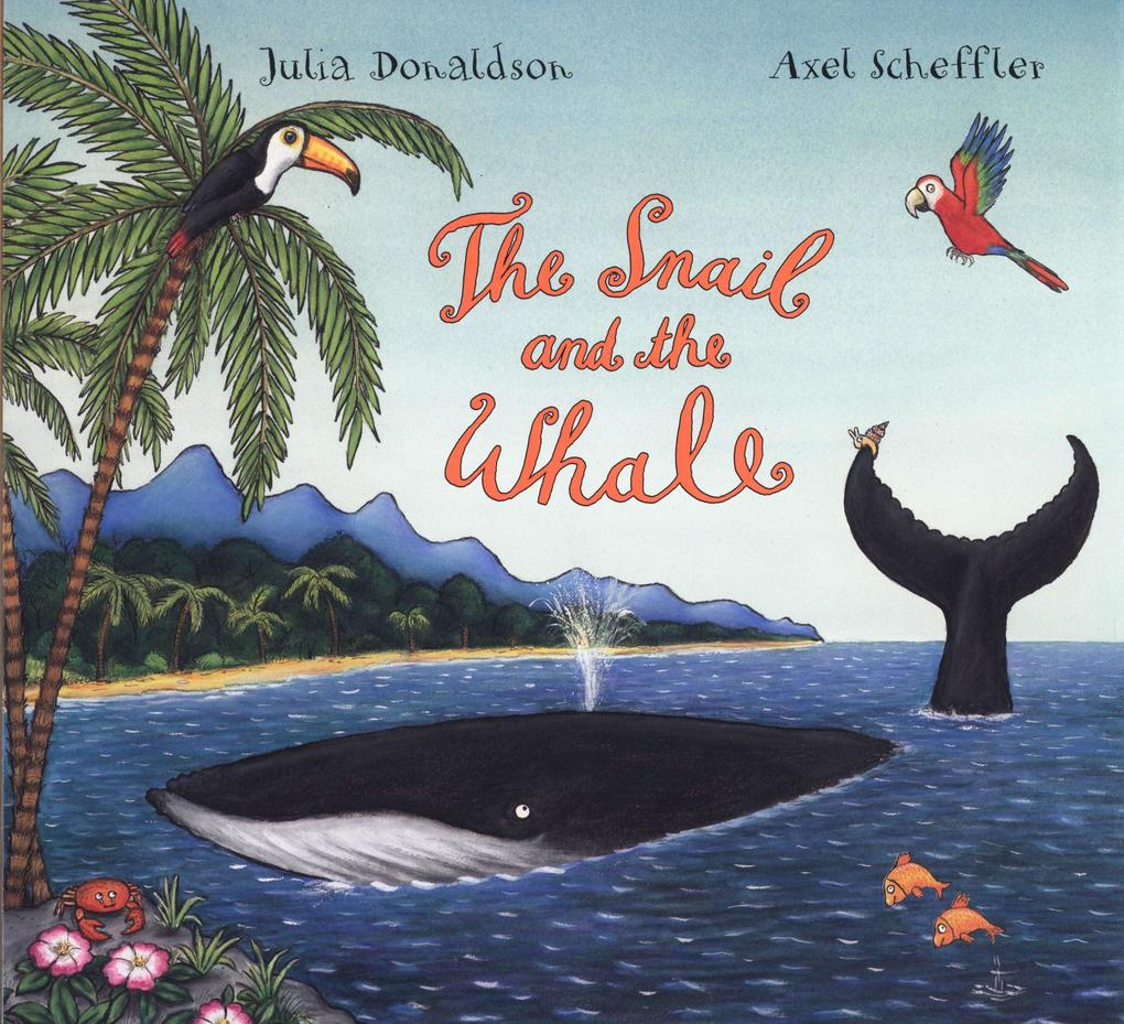 The Snail and the Whale als Buch