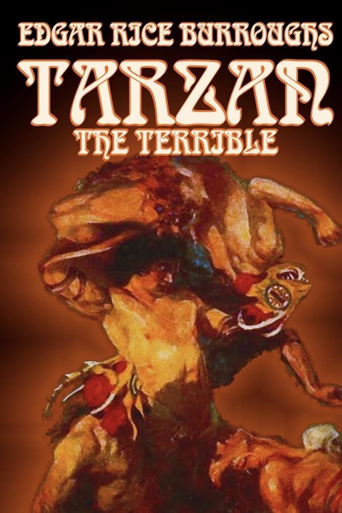 Tarzan the Terrible als Taschenbuch