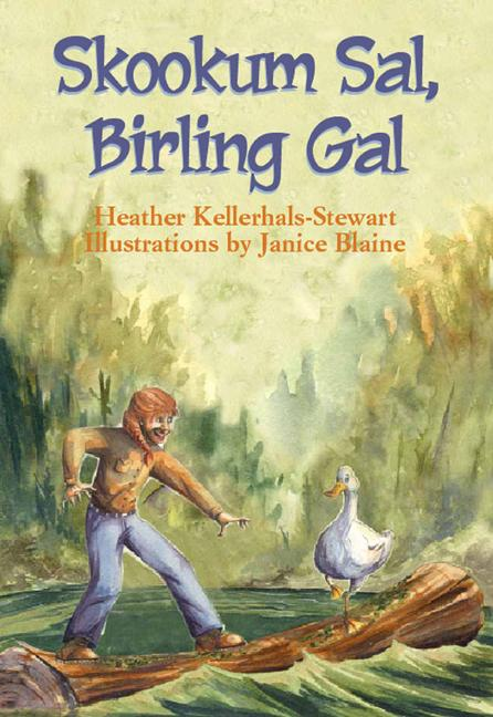 Skookum Sal, Birling Gal als Buch