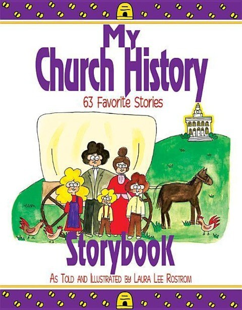 My Church History Storybook als Buch