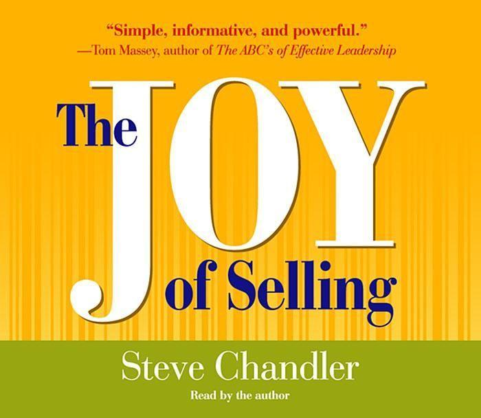 The Joy of Selling als Hörbuch