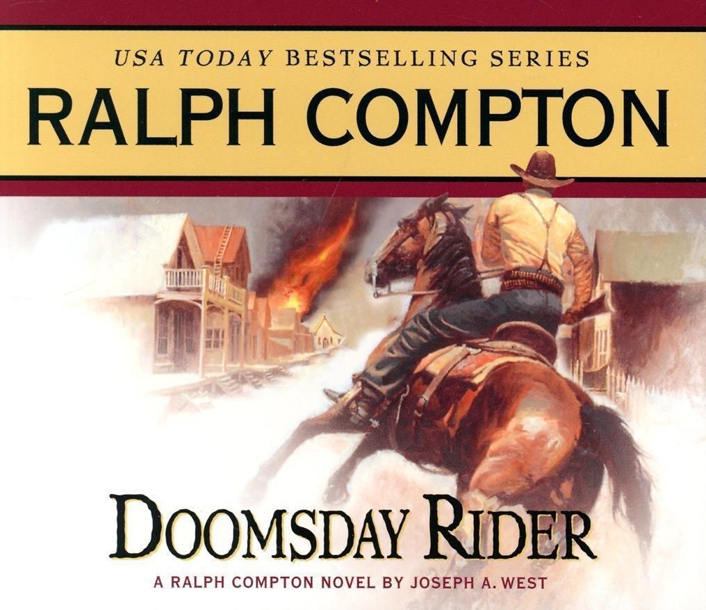 Doomsday Rider als Hörbuch