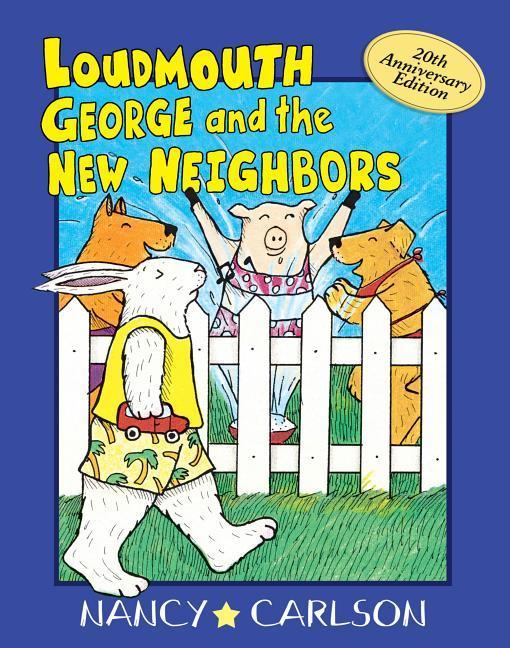 Loudmouth George and the New Neighbors, 2nd Edition als Taschenbuch