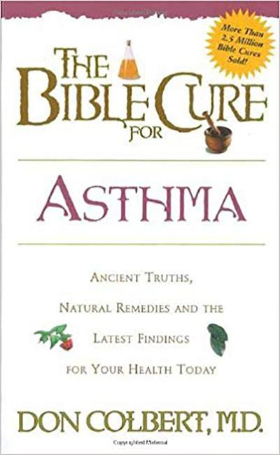 The Bible Cure for Asthma als Taschenbuch