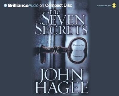 The Seven Secrets: Uncovering Genuine Greatness als Hörbuch CD