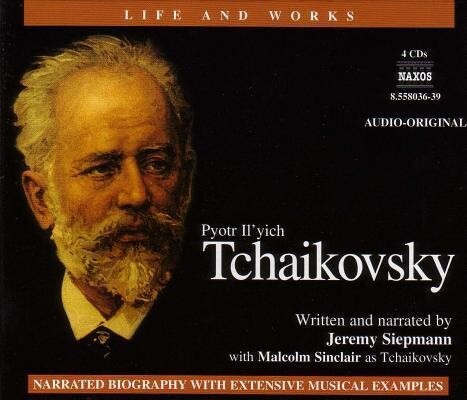 Pyotr Ilyich Tchaikovsky als Hörbuch