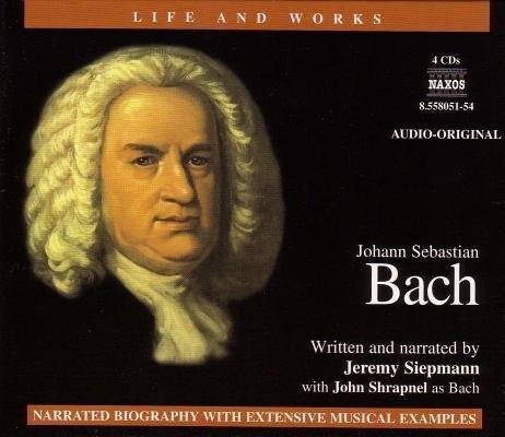 Bach 4D als Hörbuch