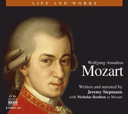 Wolfgang Amadeus Mozart 4D als Hörbuch