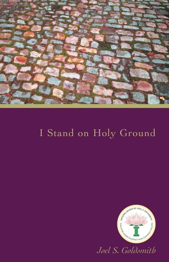 I Stand on Holy Ground als Taschenbuch