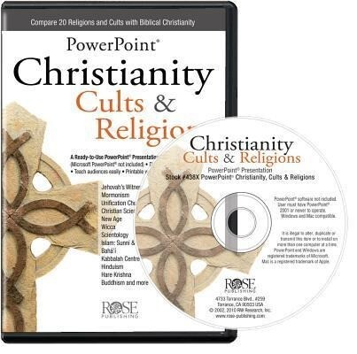 Christianity, Cults, and Religions als Hörbuch