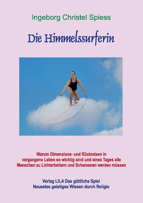 Die Himmelssurferin als Buch von Ingeborg Chris...